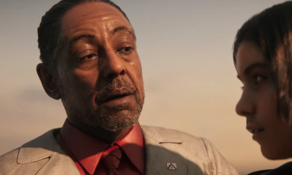 'Some distance Sob 6' trailer introduces Giancarlo Esposito's ruthless dictator