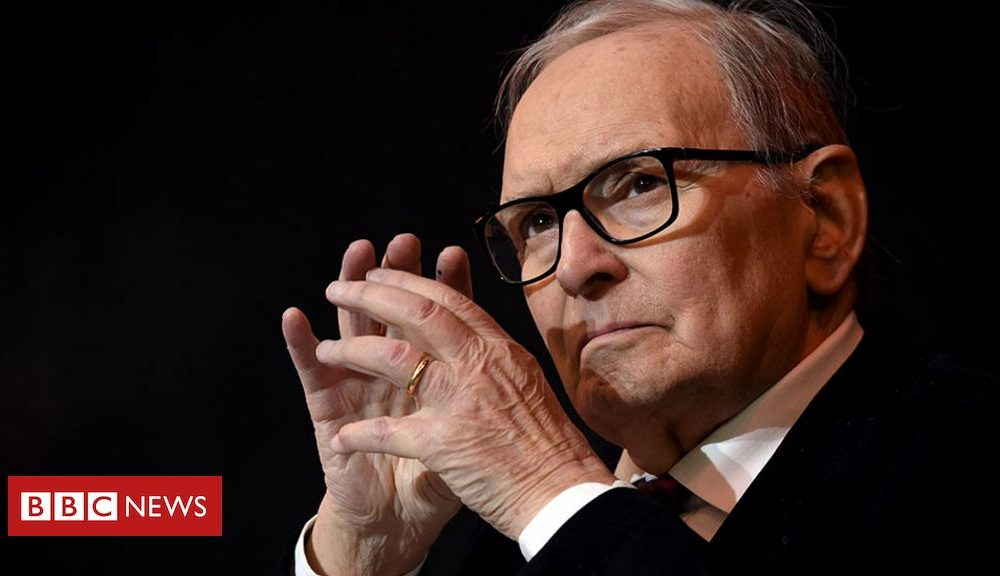 Ennio Morricone's life in photos