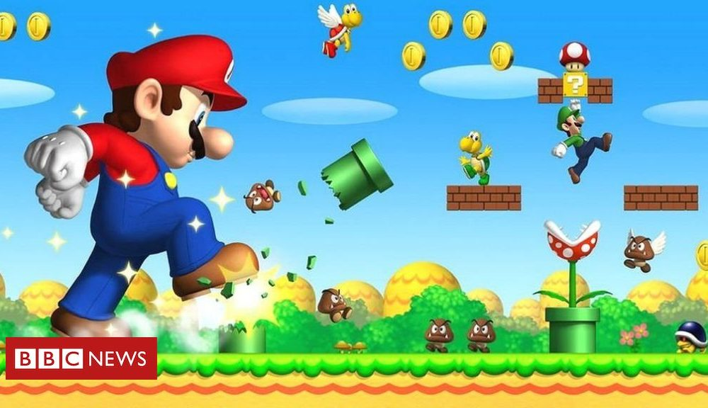 Rare Mammoth Mario becomes perfect-selling video sport