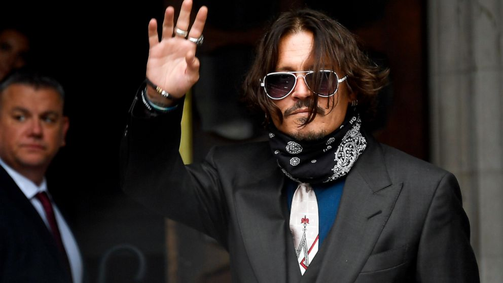 Hollywood Depp disagreeable-examined in libel case over Heard 'abuser' mark