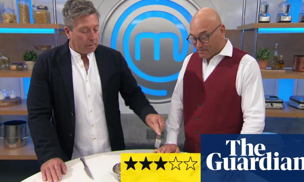 Fundamental particular person MasterChef review – anybody for a huge lasagne?