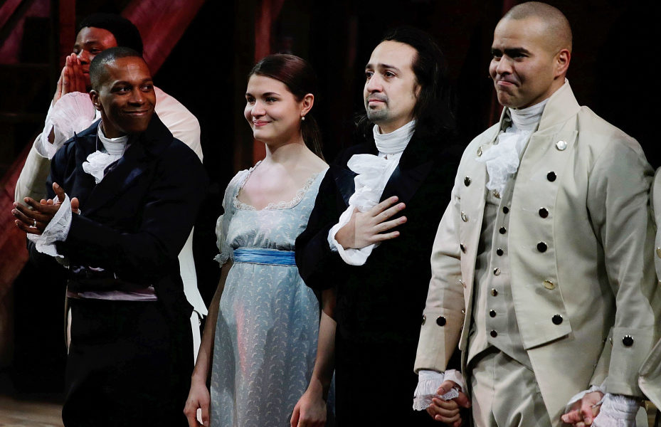 What's on TV: 'Hamilton,' 'Toddler-Sitter's Club' and 'Unsolved Mysteries'