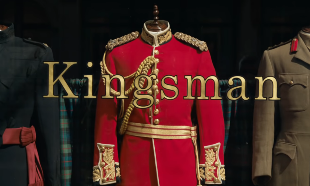 'The King's Man' trailer takes us again to the origins of the Kingsman series