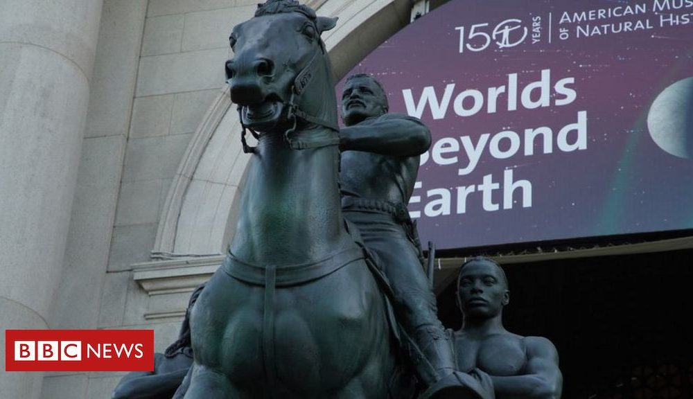 Theodore Roosevelt statue to be eliminated by Fresh York museum