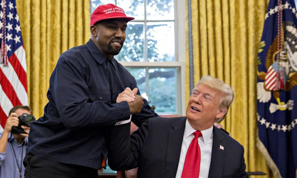 Belief: A plea to Kanye: Fabricate no longer. Upright don't.
