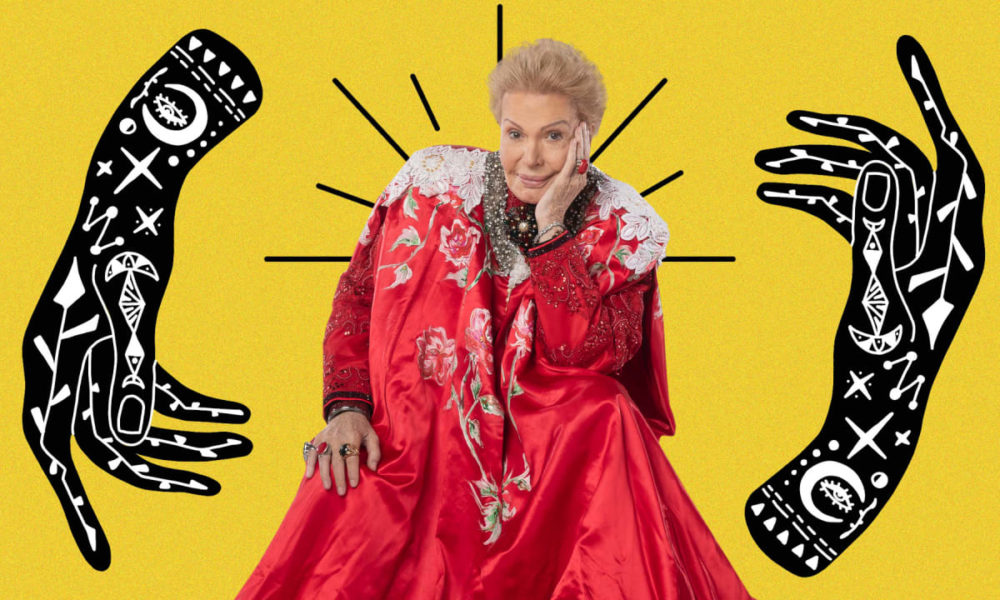 Netflix's 'Mucho Mucho Amor' is more than a admire letter to distinguished particular person astrologer Walter Mercado