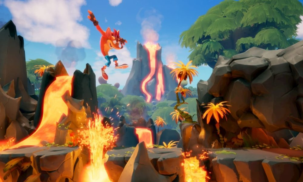'Fracture Bandicoot 4' pretends the PS2-technology video games never happened