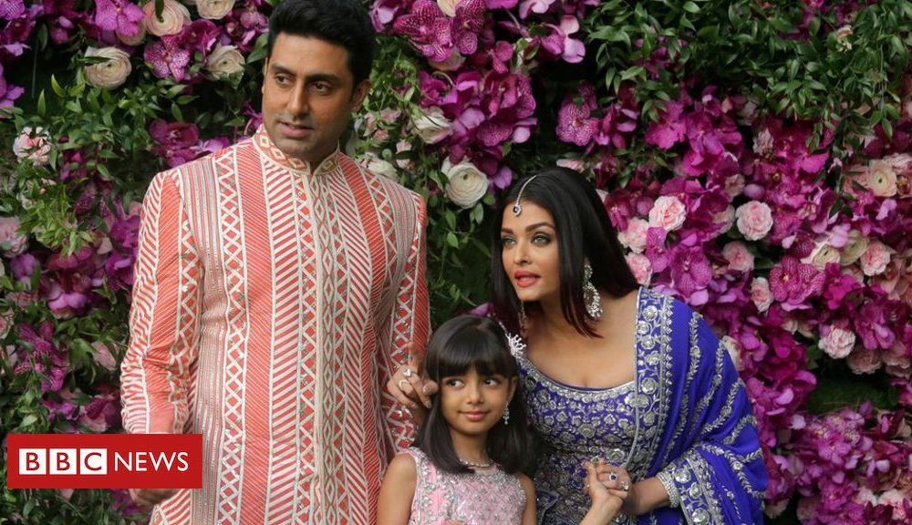 Aishwarya Rai Bachchan: Indian actress taken to clinical institution with Covid-19