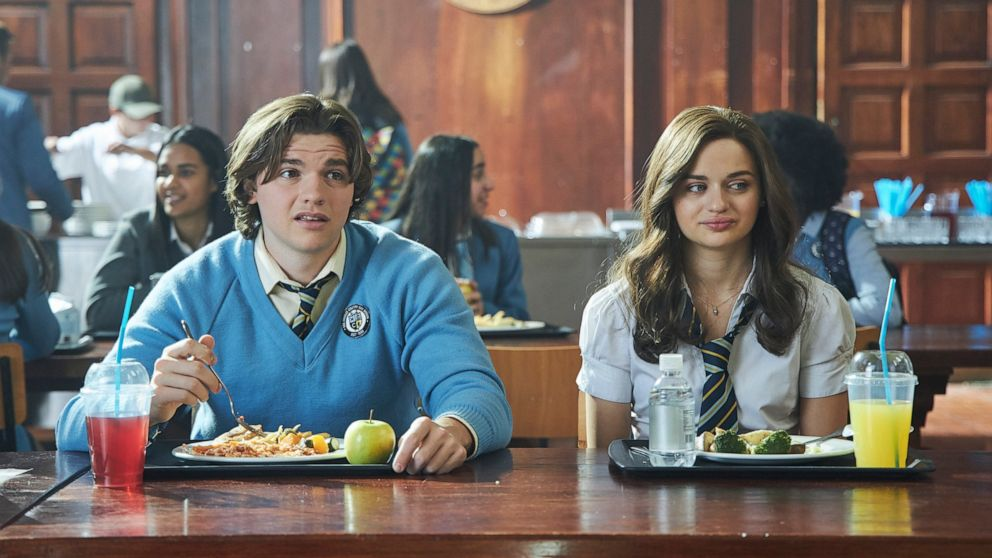 Overview: Any other dull whisk-around with 'The Kissing Booth 2'