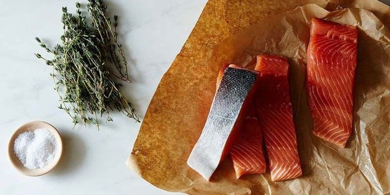 All the pieces you possess to know about cooking salmon at dwelling, in step with a celeb chef and cookbook author