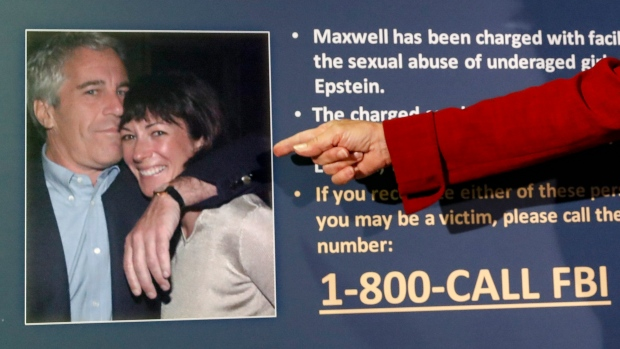 Ghislaine Maxwell moved to N.Y. for Epstein-connected intercourse abuse charges – CTV Files