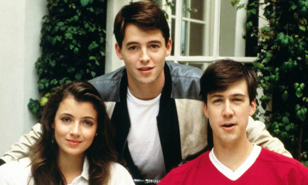 How it is seemingly you'll maybe well maybe Gape the 'Ferris Bueller's Day Off' Reunion
