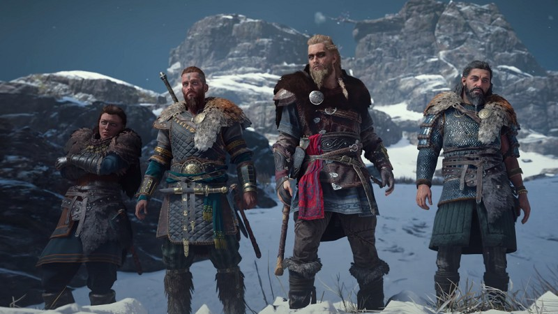 Test out a trailer for Assassin's Creed Valhalla that is all about Eivor
