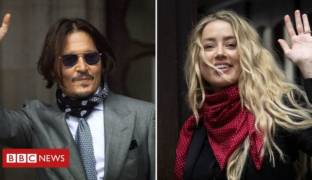 Hollywood Johnny Depp 'known as safety to do away with him a ways off from Amber Heard'