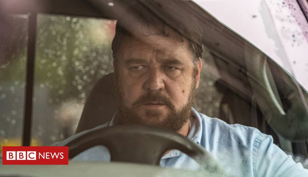 Russell Crowe: Unhinged role shows on 'rage in Western society'