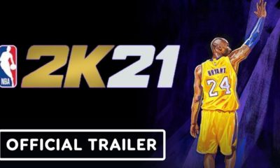 NBA 2K21: Kobe Bryant – Official Mamba Forever Model Trailer – IGN