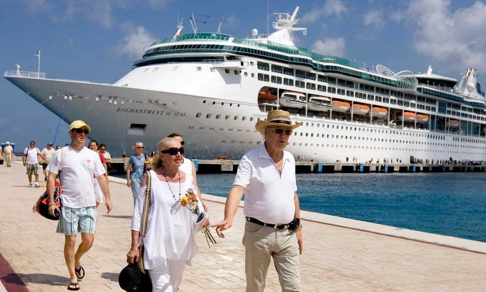 Royal Caribbean Cruises has formally modified its establish after quietly losing the discover 'cruises' and tweaking its trace