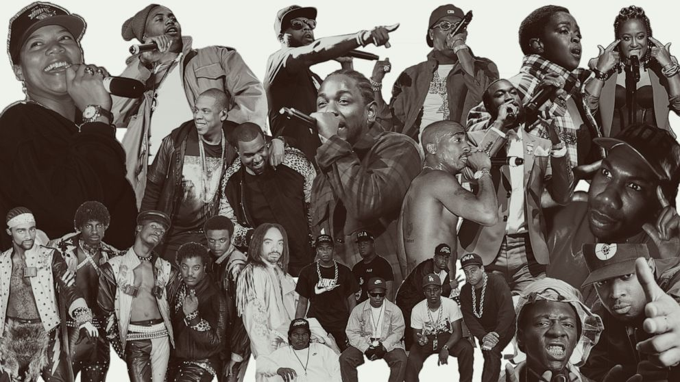 Hollywood Hip-hop has been standing up for Sad lives for a protracted time: 15 songs and why they subject