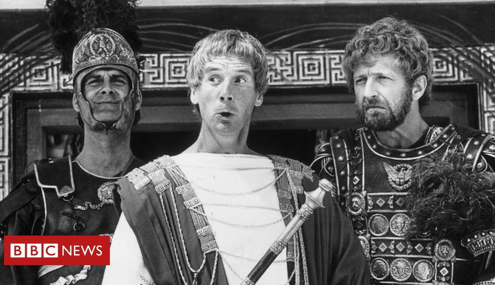 Why Monty Python's Existence of Brian, once rated X, is now a 12A