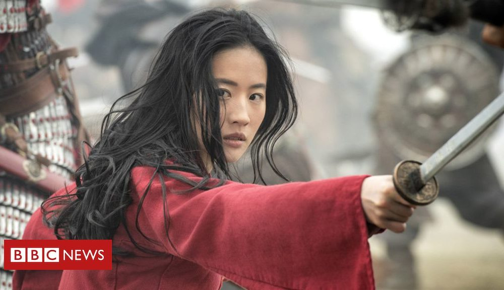 Mulan: UK cinemas hit out at 'disappointing' Disney+ release