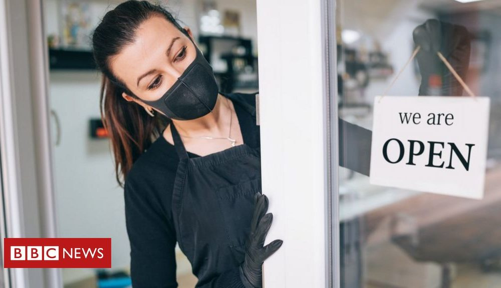 Coronavirus: Beauty salons and tattooists in Wales reopen