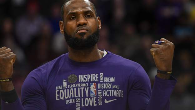 Hollywood NBA: Basketball's bizarre role in the US' discussion about racism
