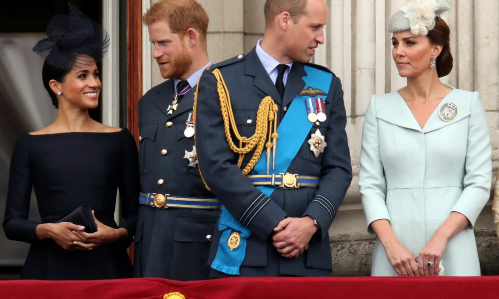 Prince Harry took offence at brother's advice, says e book – Reuters Canada