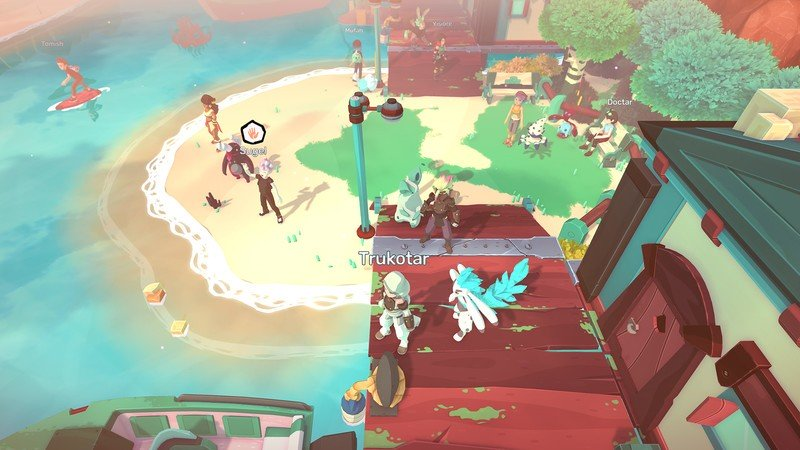 PS5 is getting its comprise Pokémon clone with Temtem in 2021