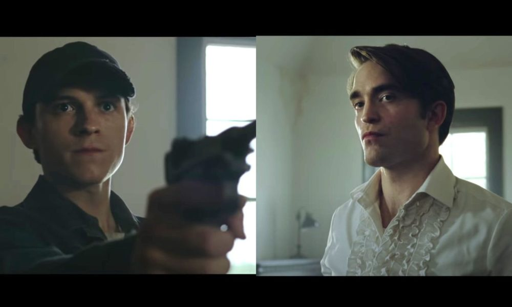 Robert Pattinson And Tom Holland Square Off In Engaging The Satan All The Time Trailer