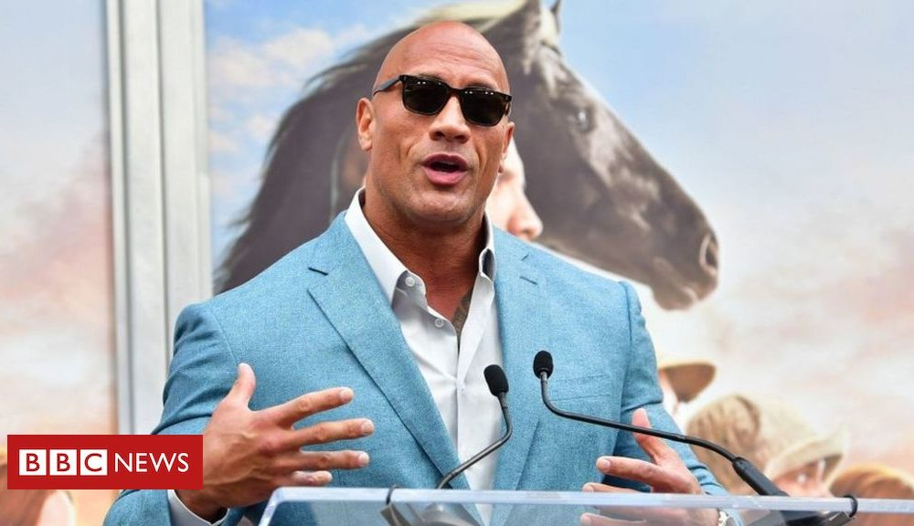 Dwayne 'the Rock' Johnson is most realistic likely-earning male actor
