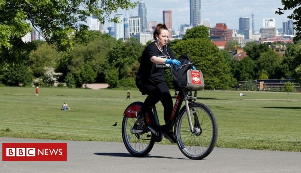 Boris Bikes: The information in the wait on of London's cycle hire draw