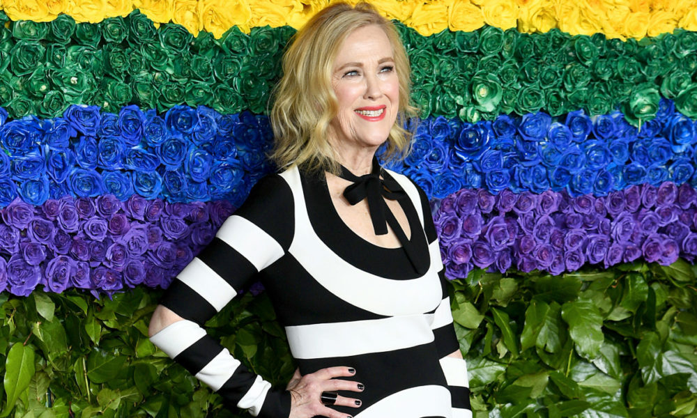 Enormous Appears to be like to be like in Style Historical previous: Catherine O'Hara in 'Beetlejuice'-Inspired Marc Jacobs