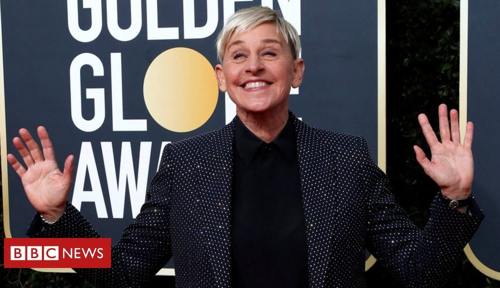 Hollywood Ellen DeGeneres: Three producers fired over 'toxic residing of business' claims