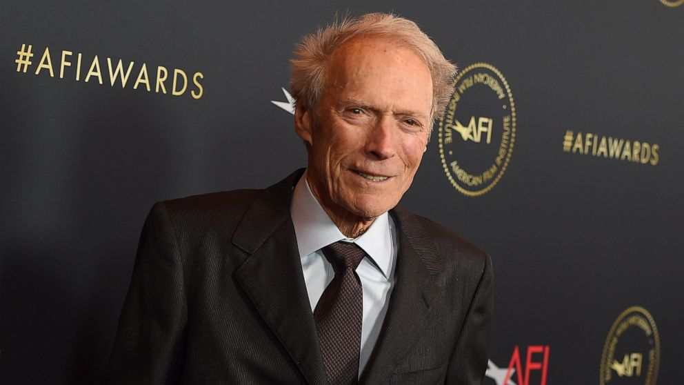 Clint Eastwood sues CBD sellers over exercise of his title, image