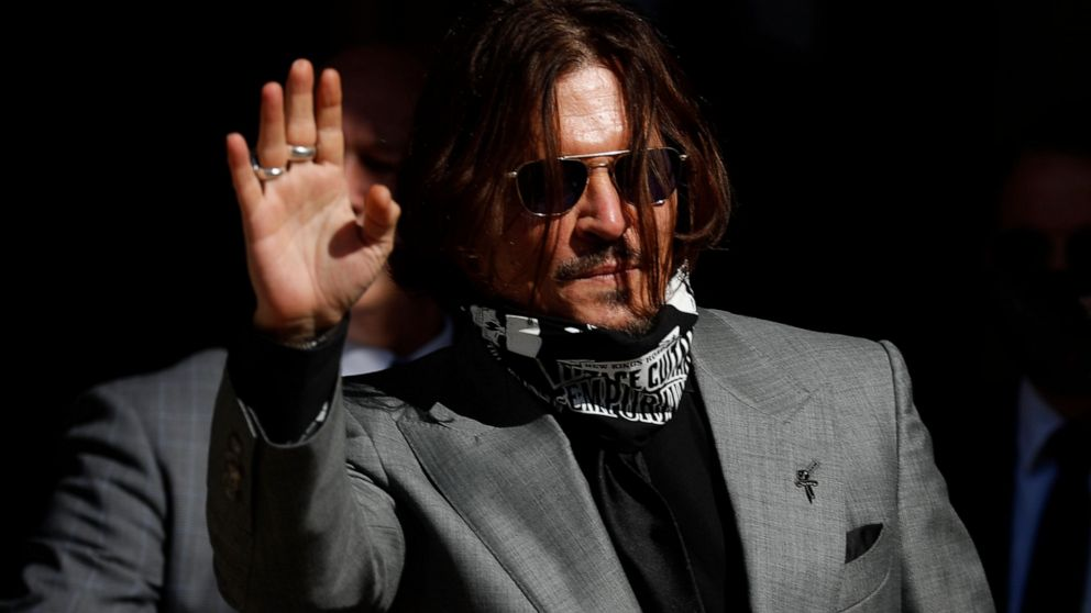 Hollywood Stakes high as Depp's libel case against UK tabloid closes