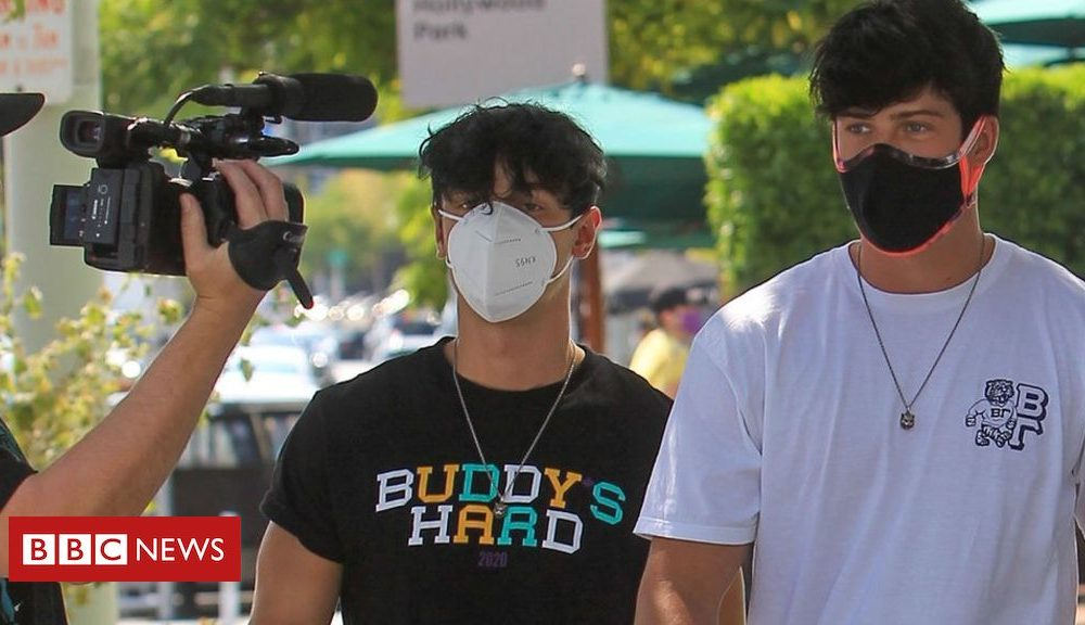 Hollywood TikTok stars charged over partying in LA in the center of pandemic