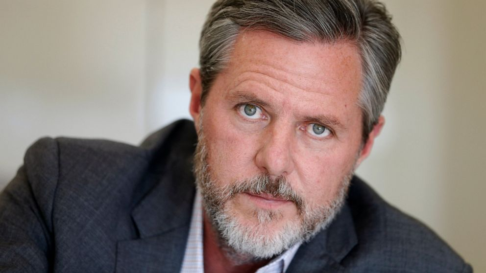 Hollywood A check up on at key moments in Falwell's relationship with Liberty