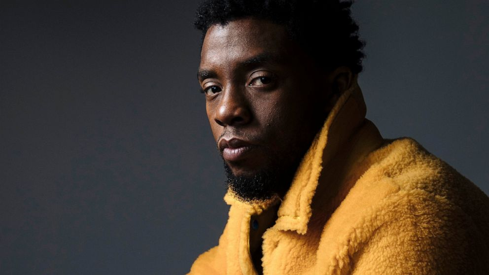 Hollywood Chadwick Boseman didn't fair play icons. He used to be one.