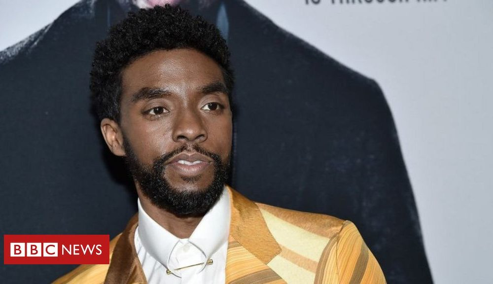 Chadwick Boseman: Tributes pour in for Black Panther actor