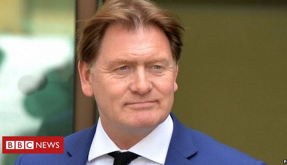 Eric Joyce: Ex-Labour MP sentenced for minute one intercourse offence