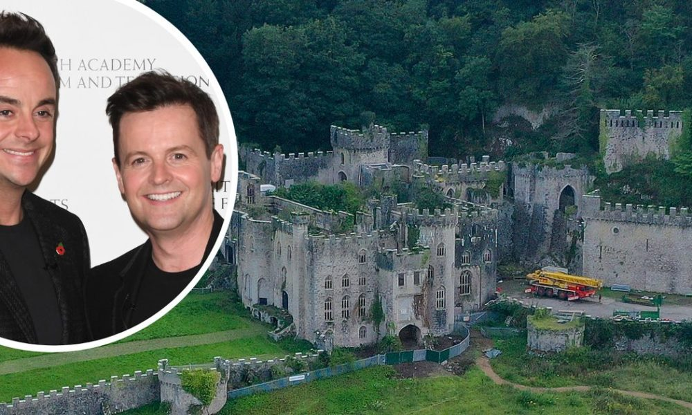 The fair correct-searching North Wales accommodations I'm A Celeb contestants and Ant and Dec would possibly perhaps perchance well also close in – North Wales Are residing