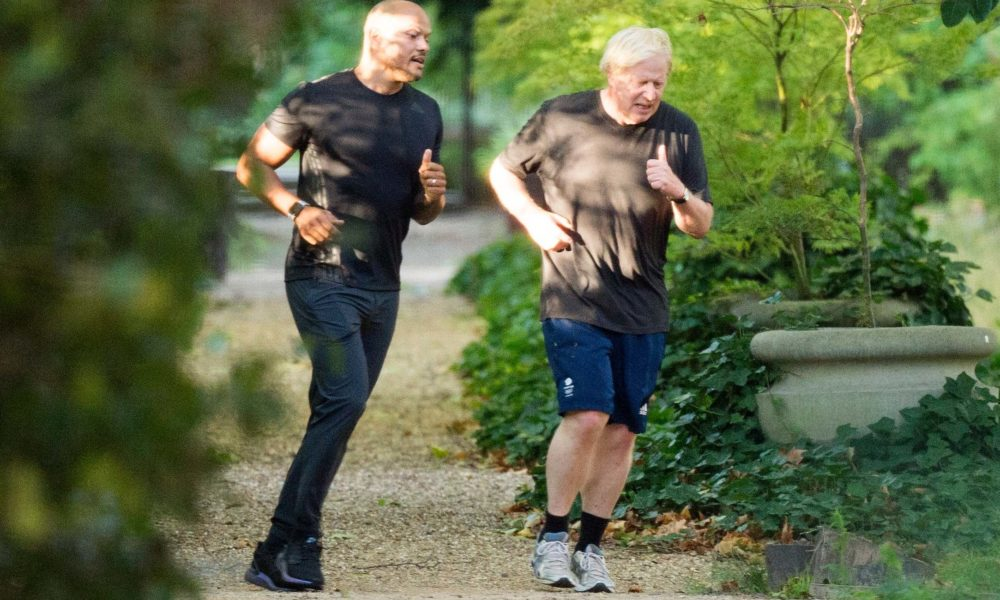 Boris Johnson hires neatly-known individual private coach to support him tumble further pounds after coronavirus terror – Evening Usual