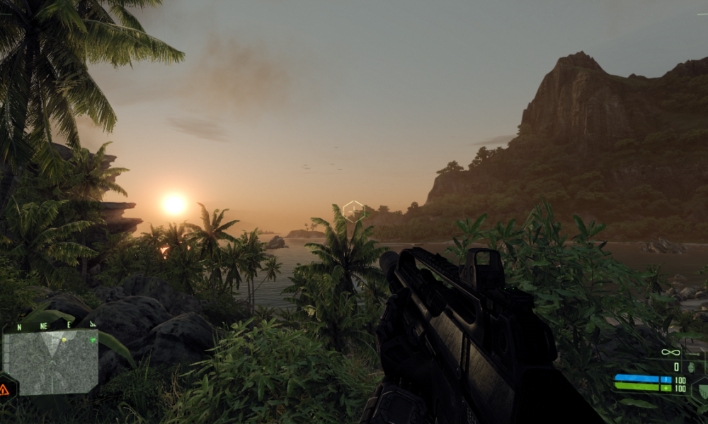 I Need Crysis Remastered to Dwell Up to the Customary's Computer Crushing Glory