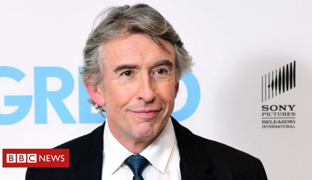 Steve Coogan confirms Richard III movie 'subsequent year'