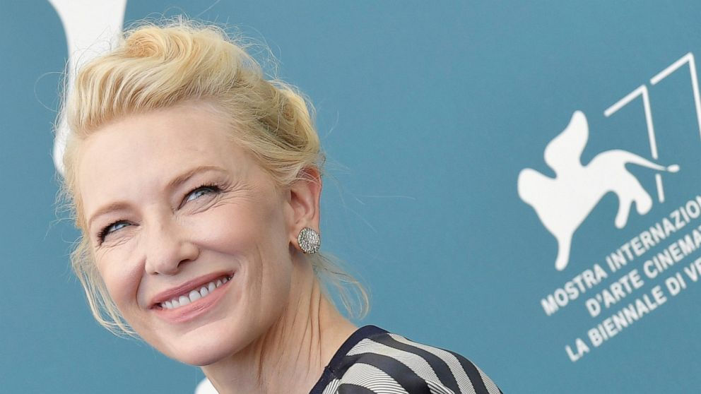 Blanchett on Venice, virus and why classes weren't discovered