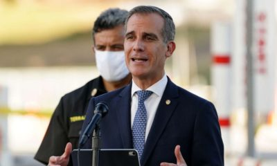 Hollywood LA mayor shuts off utilities at dwelling that was 'changed into accurate into a nightclub'
