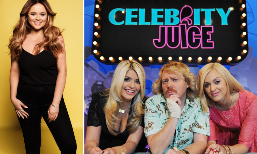 Emily Atack signs up as Celeb Juice captain after Holly Willoughby stop in Might perhaps presumably merely – The Sun