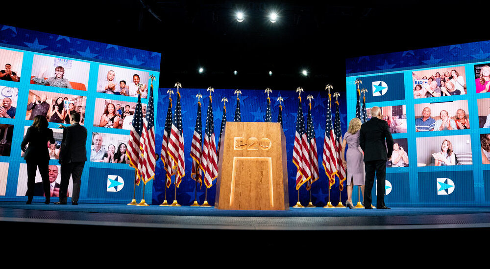 Flat Polls. Passe Ratings. Function Political Conventions Beget a Future?