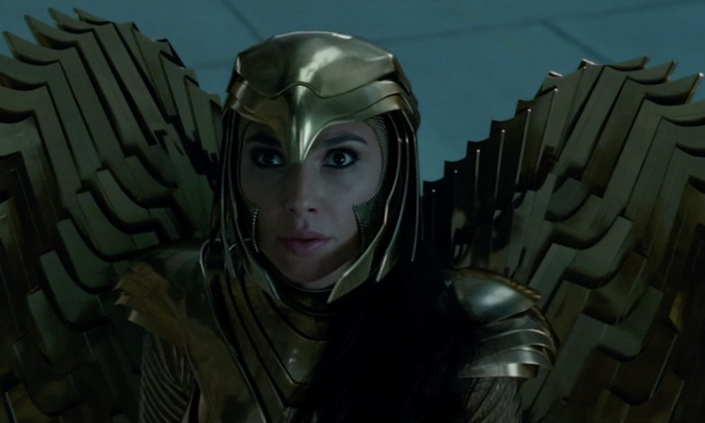 Original Wonder Girl 1984 trailer introduces Kristen Wiig's Cheetah
