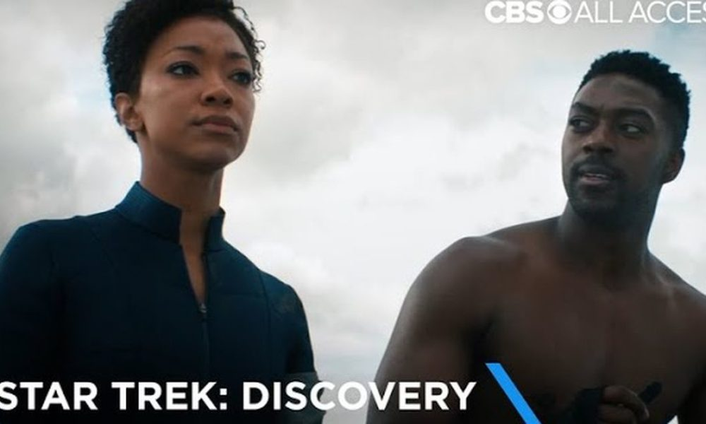 'Megastar Stir: Discovery' Season 3 trailer boldly goes into an exhilarating future